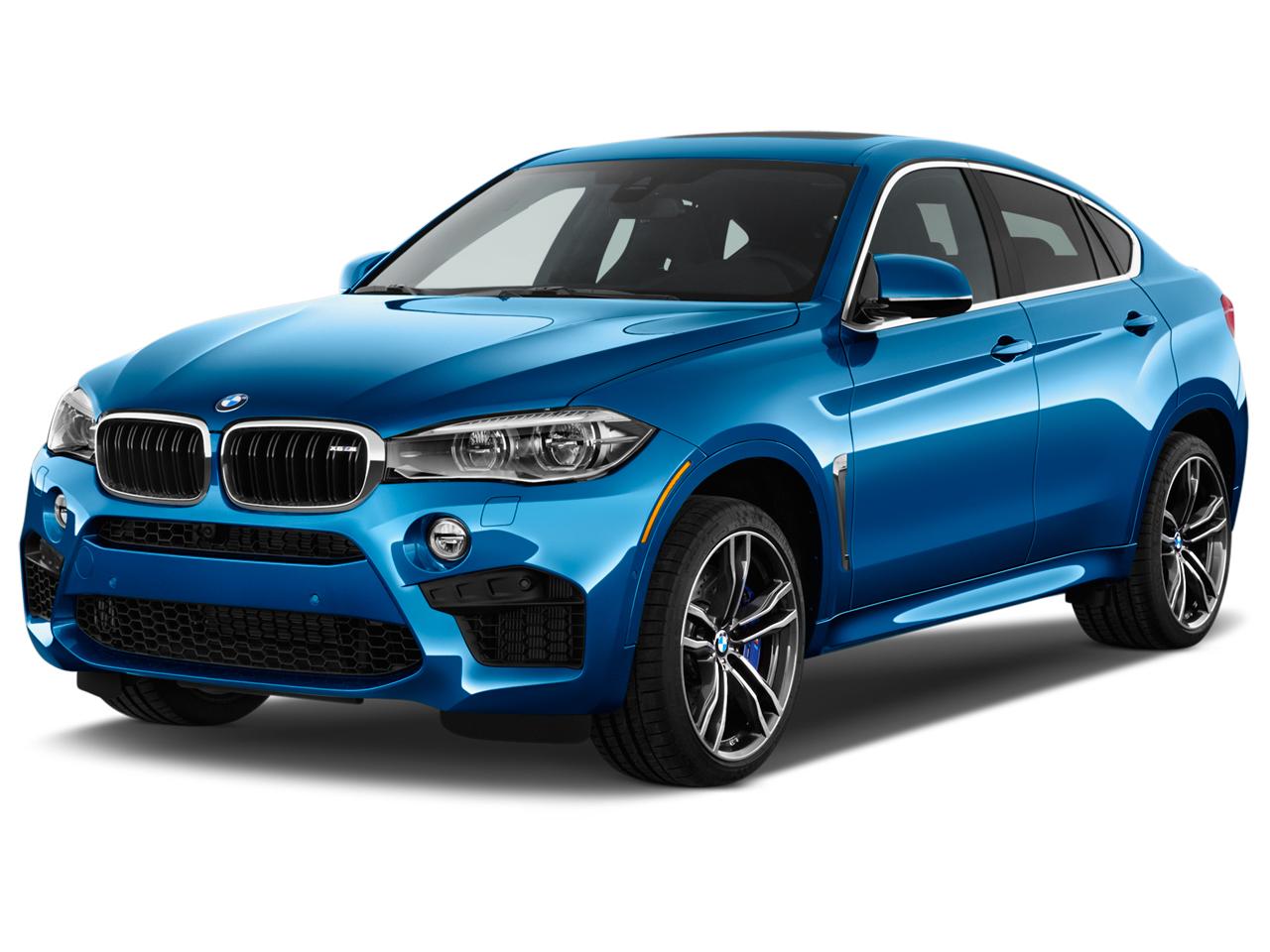 BMW X6 M кроссовер