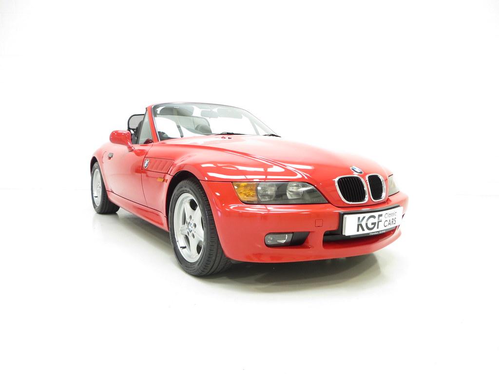 BMW Z3 родстер ремонт