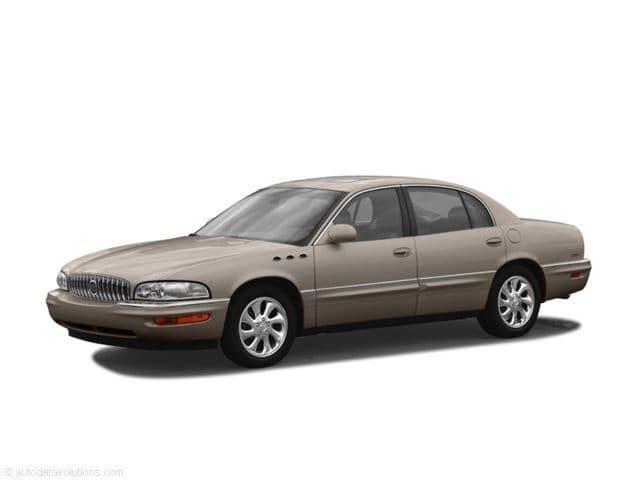 Buick Park Avenue седан