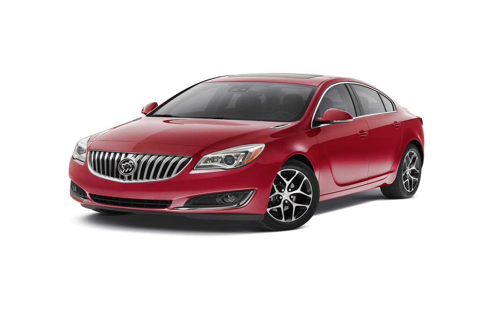 Buick Regal седан