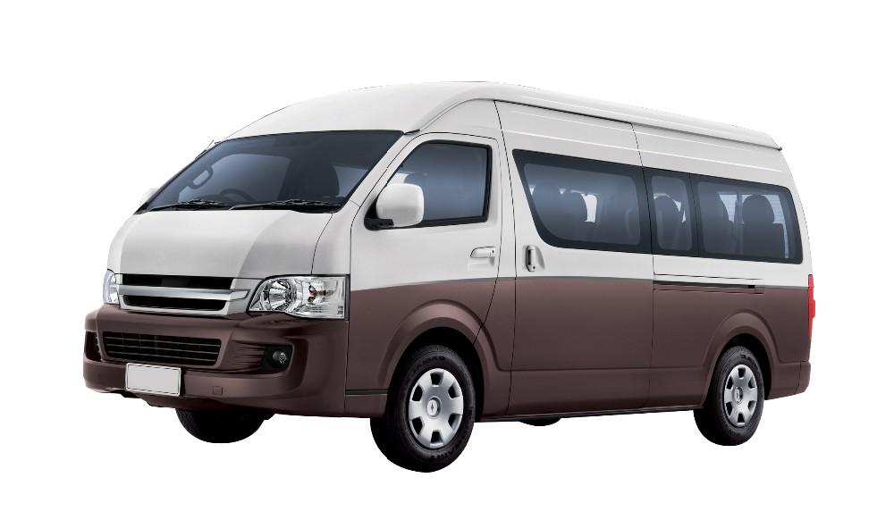 Brilliance JinBei Haise микроавтобус