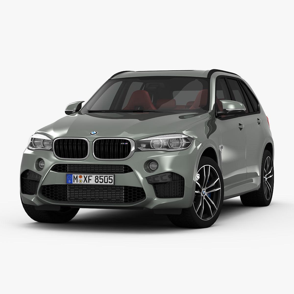 ремонт BMW X5 M кроссовер