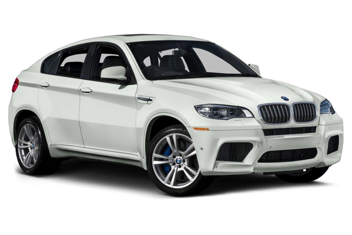 BMW X6 M E71 M рестайлинг