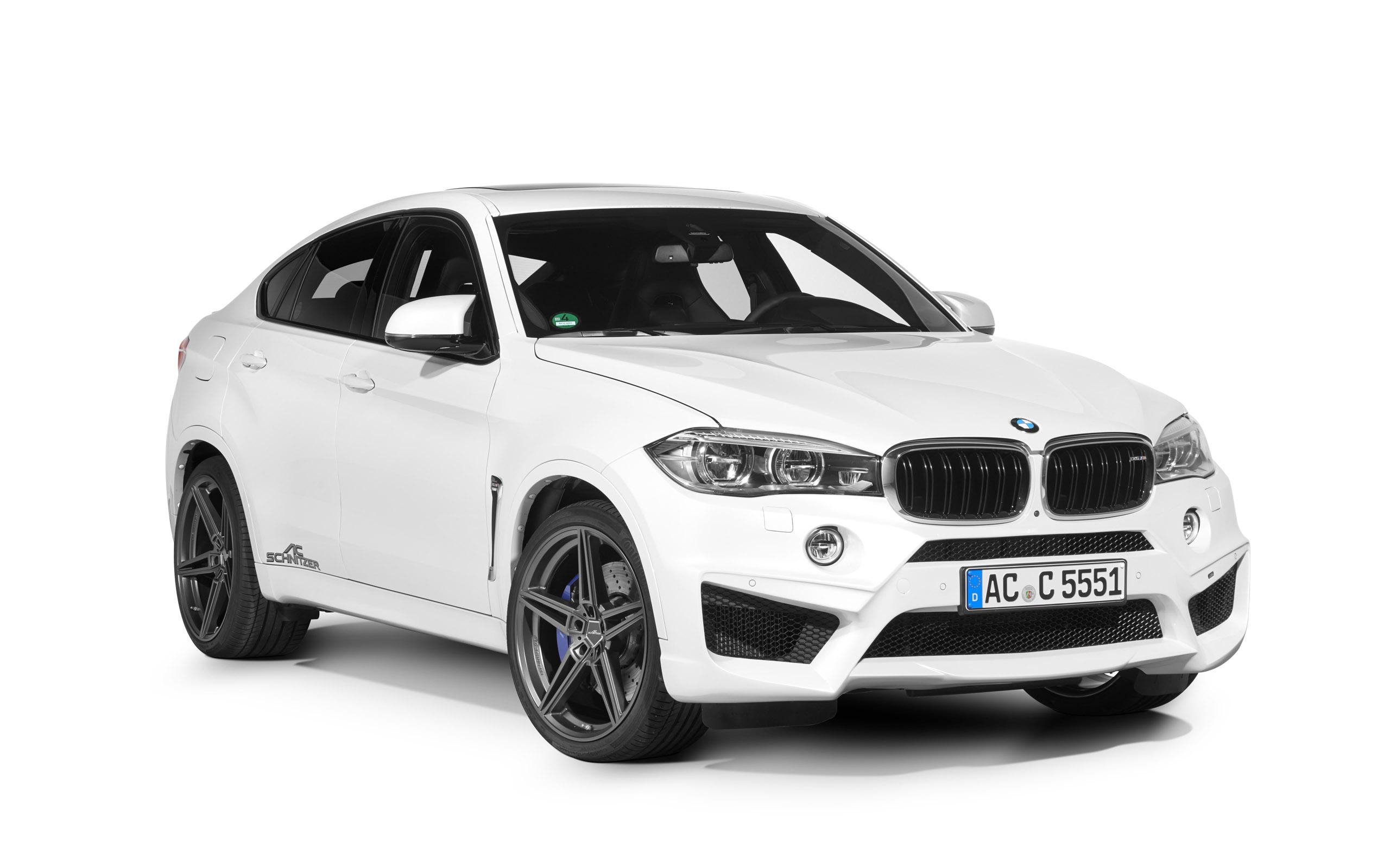 ремонт BMW X6 M кроссовер