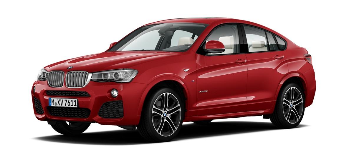 BMW X6 кроссовер