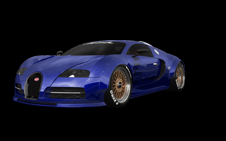 Bugatti Veyron купе