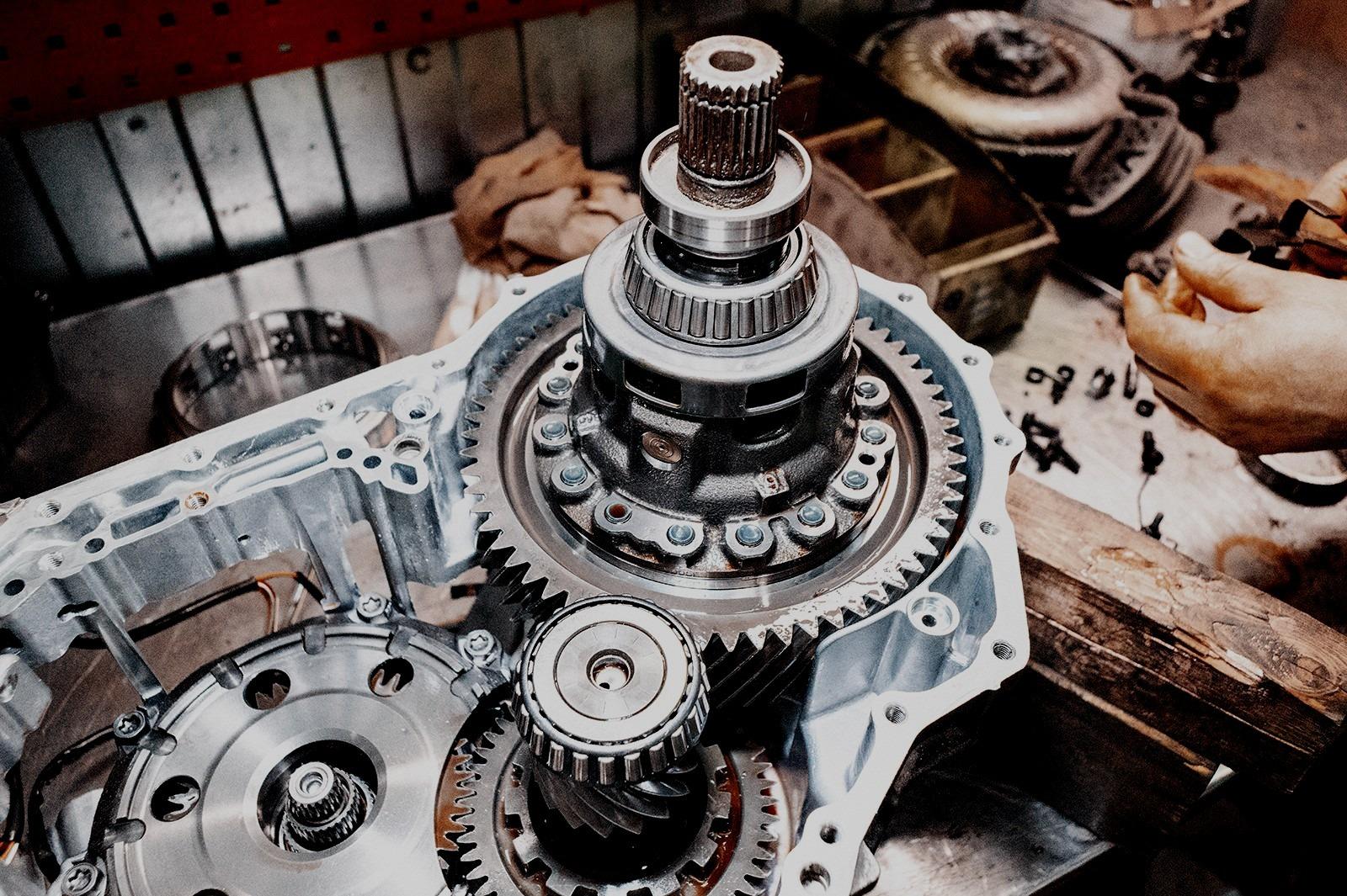 Ремонт механической коробки передач