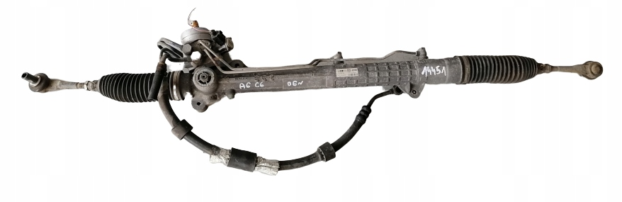 ремонт рулевой рейки Audi Q7